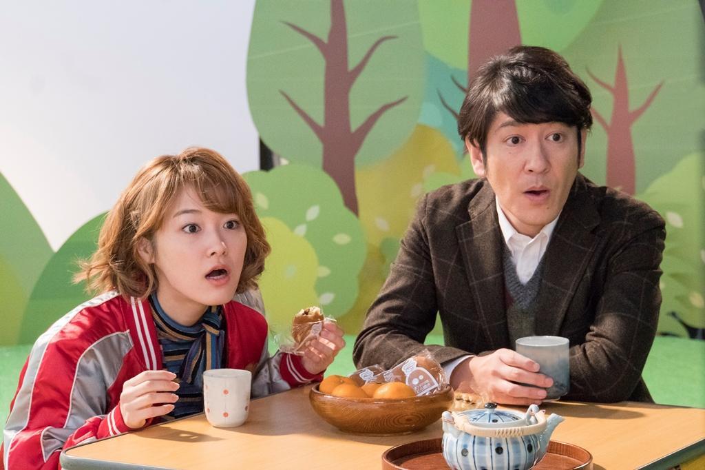 Hulu独占配信「うつヌケ」